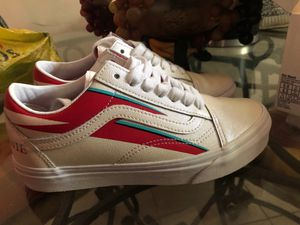 david bowie vans old skool (womens) for Sale in Miami, FL