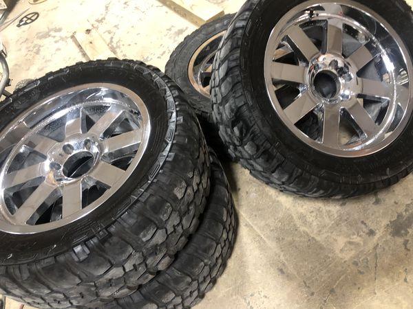 Chevy 6 lug