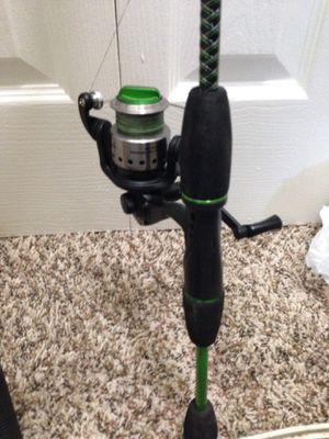 Shakespeare Fishing rod + reel for Sale in Skokie, IL
