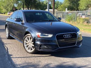2015 Audi A4 for Sale in San Antonio, TX