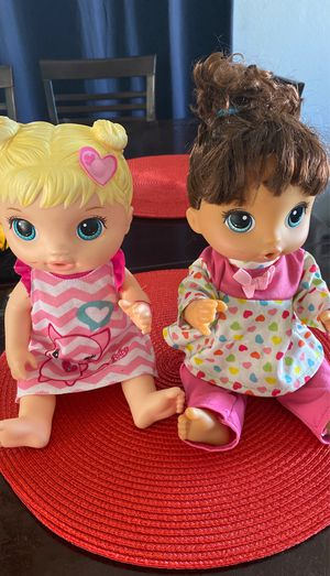Baby dolls for Sale in Moreno Valley, CA