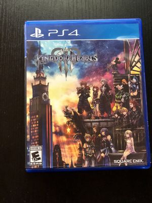 PS4 kingdom of hearts for Sale in Oakland, CA