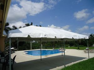20 x 20 x 10 Event Tent for Sale in Alafaya, FL
