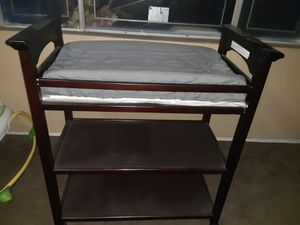 Diaper changing table for Sale in Rialto, CA