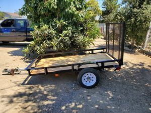 5x8 trailer for Sale in Sylmar, CA