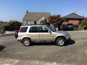 2000 Honda CRV, all wheel drive for Sale in Seattle, WA