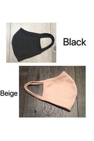 Mask - 2 masks (black, beige) for Sale in Fairfax, VA