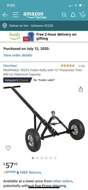 New trailer dolly for Sale in Gahanna, OH