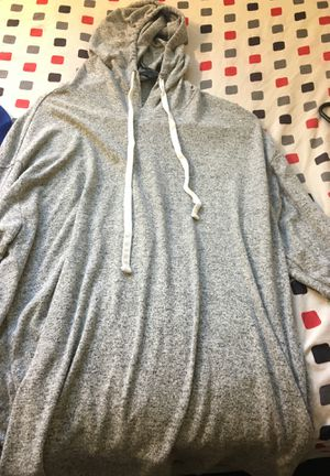 Hollister hoodie dress (large) for Sale in Fremont, CA