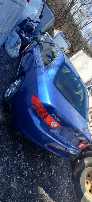 2005 Acura tsx / 2006 Acura TL, FOR PARTS ONLY * SOLO PARA PARTES for Sale in NEW CARROLLTN, MD