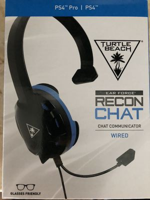 Turtle Beach Recon chat headset PS4 for Sale in Cedar Hill, TX