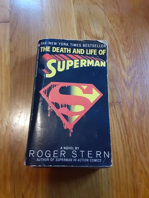 Superman book for Sale in Woonsocket, RI