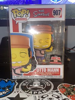 Otto Man Simpsons Funko Target Con for Sale in South Gate,  CA