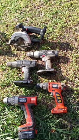 Power tools for Sale in Castro Valley, CA