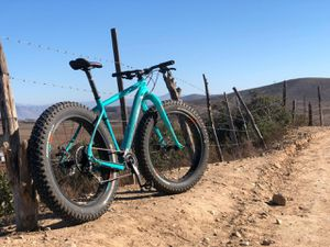 Mountain bike 2017 cannondale fat caad3 for Sale in San Diego, CA