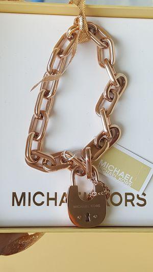 New Authentic Michael Kors Women's Rosegold Bracelet 🎁❤🎁❤ for Sale in Pico Rivera, CA