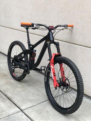 2018 Devinci Spartan carbon enduro bike mtb size M 27.5' wheels for Sale in Bellevue, WA
