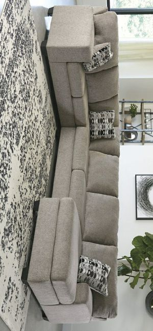 ⚡ BEST- Offer ⚡⚡SPECIAL] Ballinasloe Platinum LAF Sectional SAME DAY DELIVERY for Sale in Columbia, MD
