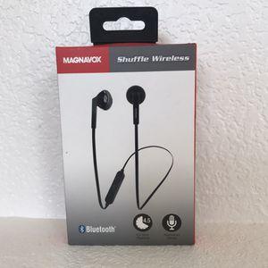 Magnavox Shuffle Wireless Earbuds for Sale in Las Vegas, NV