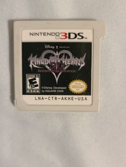 Kingdom Hearts 3D Dream Drop Distance for Sale in Fredericksburg,  VA