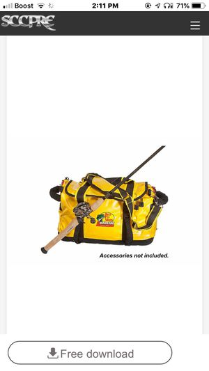 BassPro Extreme Boat Bag for Sale in Lathrop, CA