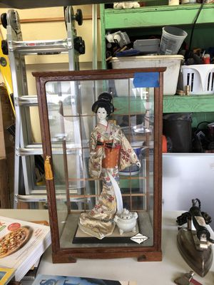 Antique Japanese Doll for Sale in Aberdeen, WA