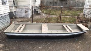 12ft flat bottom boat for Sale in Detroit, MI