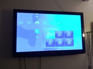 50in TV and ps3 combo for Sale in Corona, CA