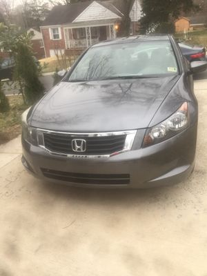 Honda accord 2009 2.4L 4-cylinder for Sale in Silver Spring, MD