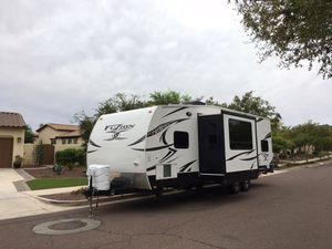 Keystone Fuzion 300 Toy Hauler Travel Trailer for Sale in Buckeye, AZ
