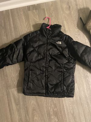Women's North face coat and boots for Sale in Dearborn, MI