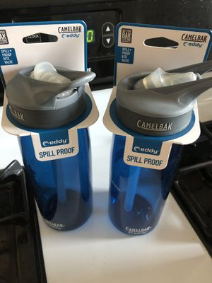 Camelbak water bottles never used for Sale in Chicago, IL
