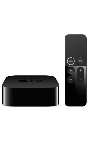 4th Generation Apple TV (32G) w/ Siri for Sale in Bakersfield, CA