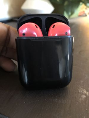 Bluetooth EarPods with Charging Case for Sale in Fontana, CA