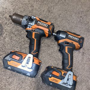 Ridgid 18Volt for Sale in Spring Valley, CA