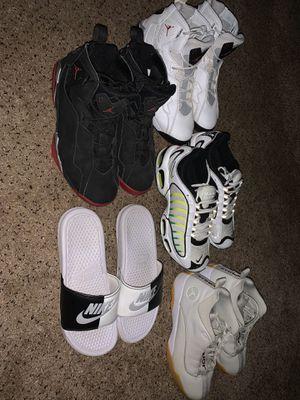 Jordan's and Nike's for Sale in Manassas, VA