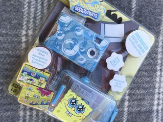 Sponge Bob Square Pants Underwater Camera NEW for Sale in Placentia,  CA