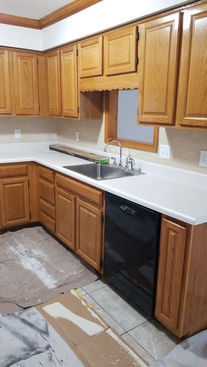 Kitchen cabinets for Sale in Virginia Beach, VA