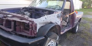 1995 mazda b2300 shell parts or best offer send list for Sale in Tampa, FL