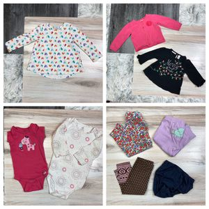 Assorted Girl Baby Clothes 12M and 18M mixed for Sale in Gilbert, AZ