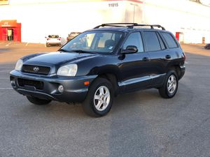 2004 Hyundai Santa Fe for Sale in Tacoma, WA