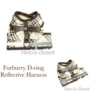 Furburry D Ring Dog Harness for Sale in Saugus, MA