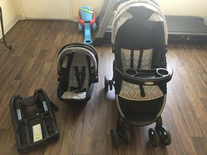 Graco Travel System - Stroller - Car seat for Sale in Chula Vista, CA