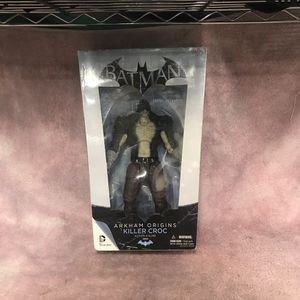 KILLER CROC Action figure Collectible for Sale in Garden Grove, CA