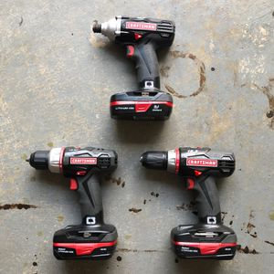 Craftsman Drill Driver Power Tools mechanics for Sale in Herndon, VA