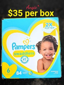 Pampers Swaddlers Size 6 for Sale in Long Beach,  CA