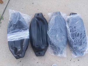 Boat fenders new out of box for Sale in Nashport, OH