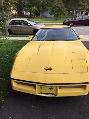 1986 Chevy corvette auto ac for Sale in Woodbridge, VA