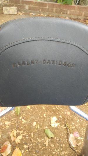 Harley Davidson back rest for Sale in Vallejo, CA