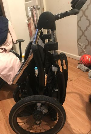 Greco jogging stroller,.. my son is way to big for this.. best bidder wins for Sale in Newark, NJ